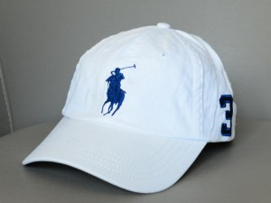 White Polo Hat