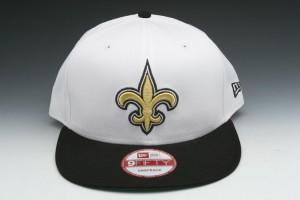 White Saints Hat