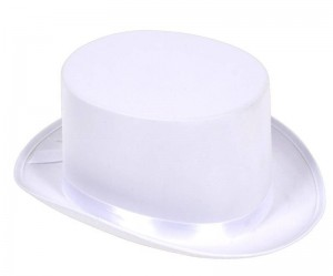 White Top Hat Picture