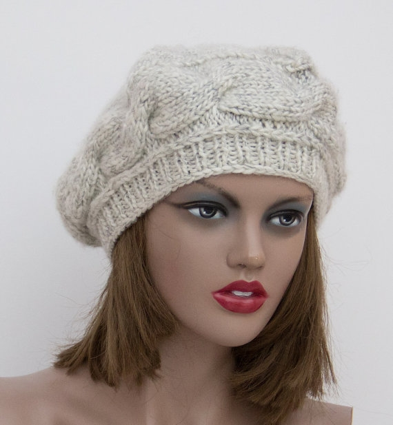 Womens Knit Hats. Don't let the chilly weather stop you from staying in fashion. Keep your noggin warm in the winter with women's knit hats in an endless variety of styles.