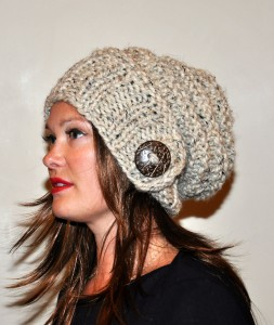 Womens Slouch Hat