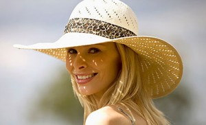 Womens Straw Sun Hats