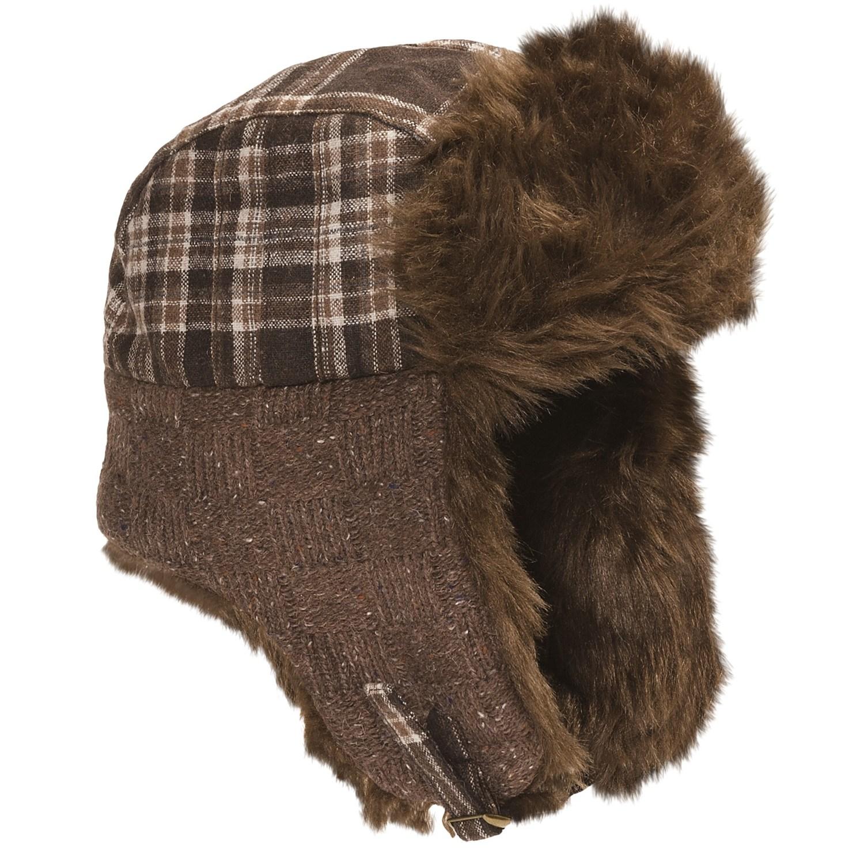 Trapper Hats Tag Hats