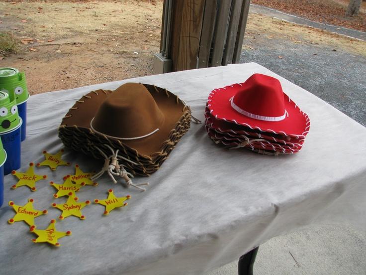 Woody Hats - Tag Hats