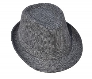 Wool Fedora Hats for Men