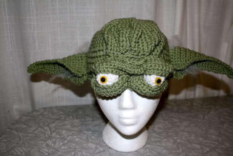 Yoda Hats - Tag Hats