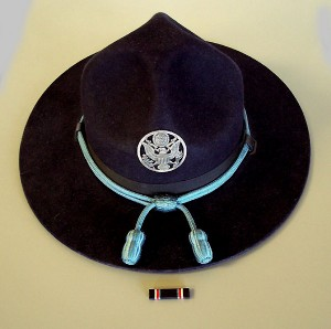 Air Force Campaign Hat