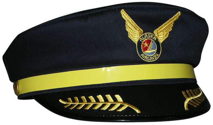 Pilot Hats Tag