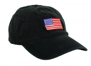 American Flag Tactical Hat
