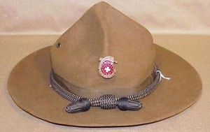 Army Campaign Hat