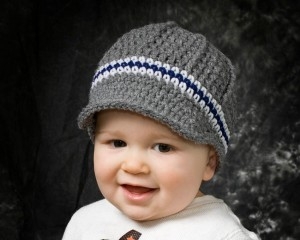Baby Boy Newsboy Hat