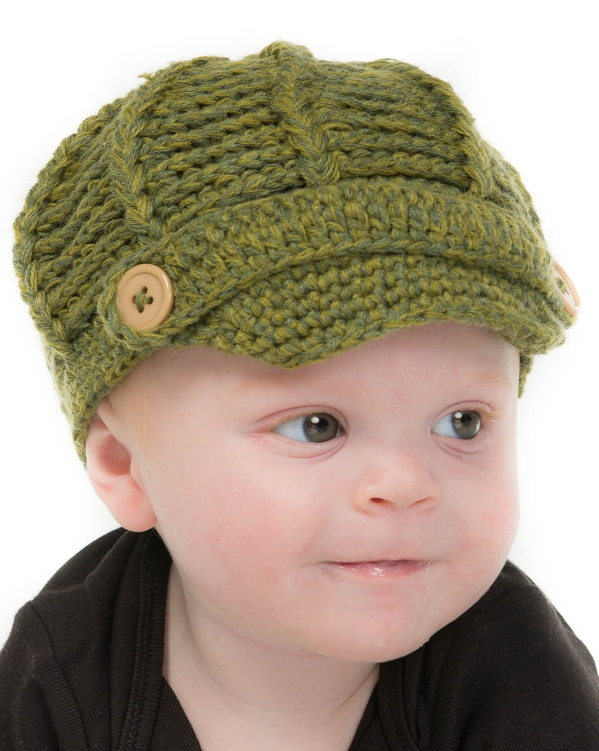 Free Knitting Pattern Baby Newsboy Hat : Newsboy Hats   Tag Hats