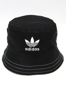 Black Bucket Hat Men