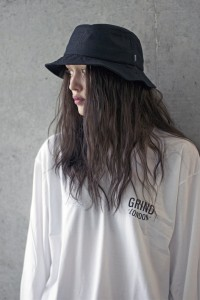 Black Bucket Hat Outfit