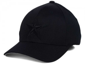 Black Dallas Cowboys Hat