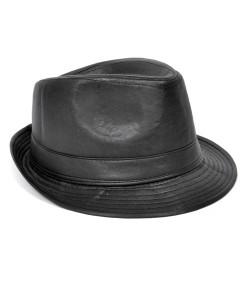 Black Fedora Hat Picture