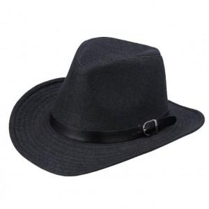 Black Fedora Hat Womens
