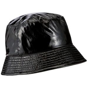 Black Rain Hat