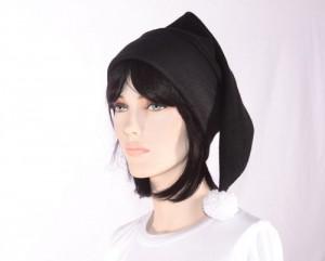 Black Santa Hats