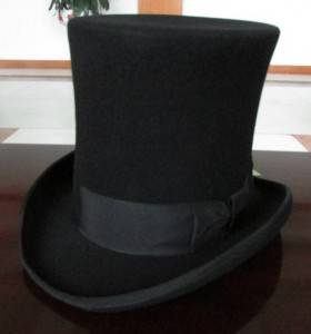 Black Top Hat Picture