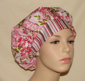 Bouffant Scrub Hat Pattern