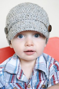 Boys Newsboy Hat