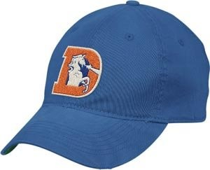 Broncos Throwback Hat