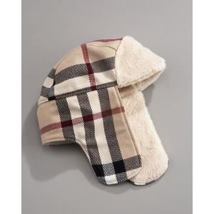 Burberry Baby Hat