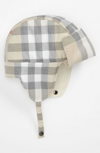 Burberry Infant Hat