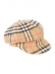 Burberry Newsboy Hat