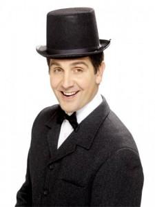 Charlie Chaplin Top Hat