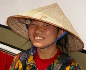 Chinese Cone Hat