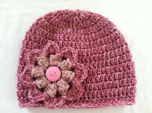 Crochet Cancer Hats
