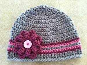 Crochet Hats for Cancer Patients