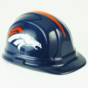 Denver Broncos Hard Hat