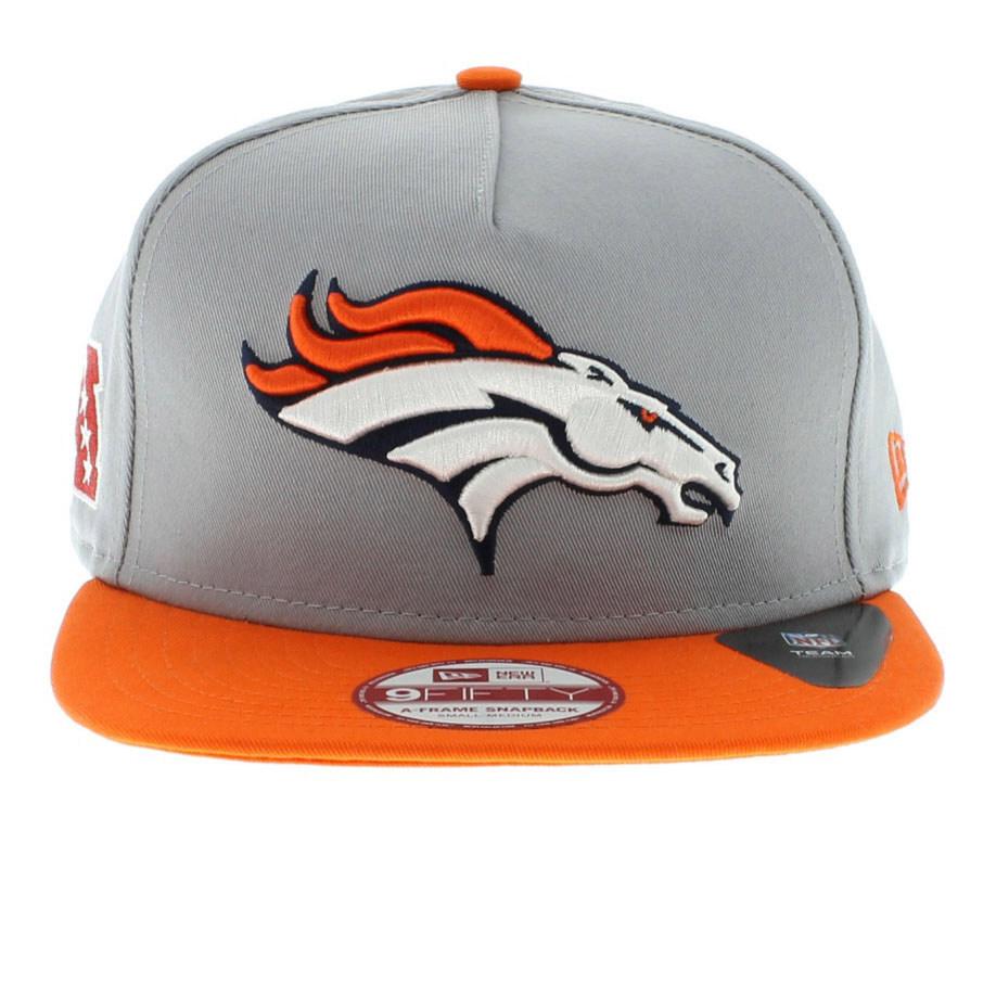 Denver Broncos Black Campfire Mug