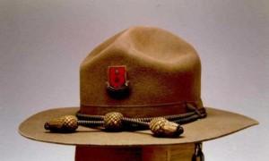 Felt Campaign Hat