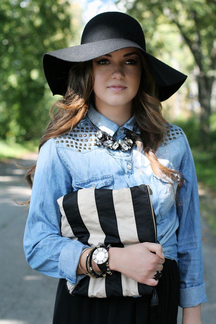 Black Floppy Hats u2013 Tag Hats