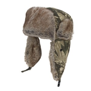 Fur Hunting Hat