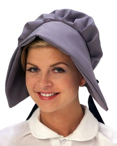 Girl Pilgrim Hat
