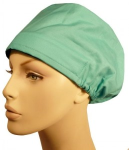 Green Scrubs Hats