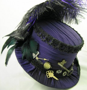 Ladies Steampunk Hats