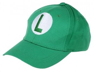 Luigi Baseball Cap