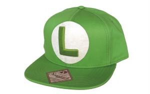 Luigi Snapback Hat