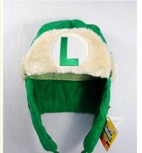 Luigi Winter Hat