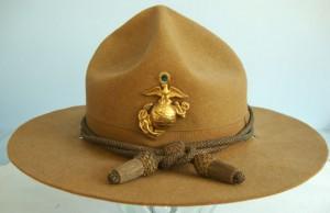 Marine Campaign Hat