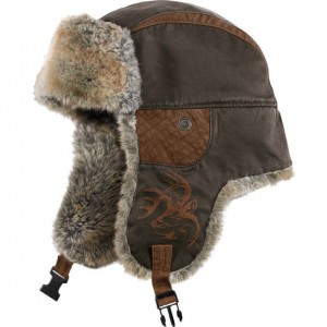 Mens Hat with Ear Flaps
