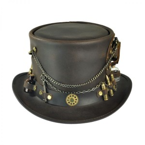 Mens Steampunk Hats