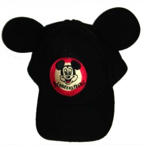 Mickey Mouse Ear Hats