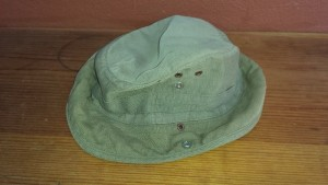 Old Army Hat